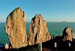 Square Mount – Nansong Rock, a provincial scenic area
